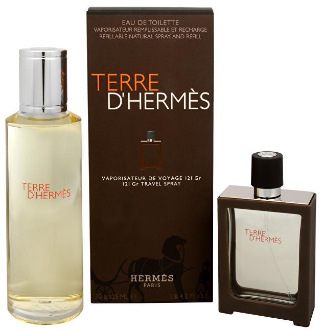 Hermes Terre D'Hermes EdT 30 ml + EdT 125 ml darčeková sada