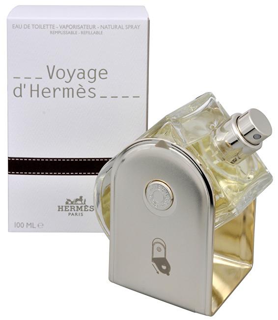 Hermes Voyage D´ Hermes - EDT (plnitelná) 35 ml