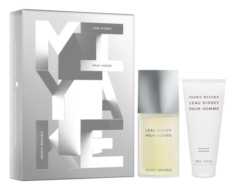 Issey Miyake L`Eau D`Issey Pour Homme - EDT 75 ml   sprchový gel 100 ml