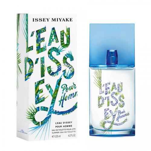 Issey Miyake L`Eau d`Issey Pour Homme Summer 2018  EDT 125 ml