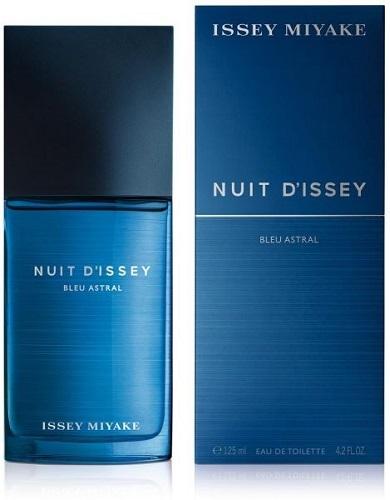 Issey Miyake Nuit D'Issey Bleu Astral toaletná voda pánska 75 ml