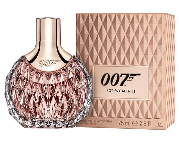 James Bond James Bond 007 For Women II - EDP 50 ml