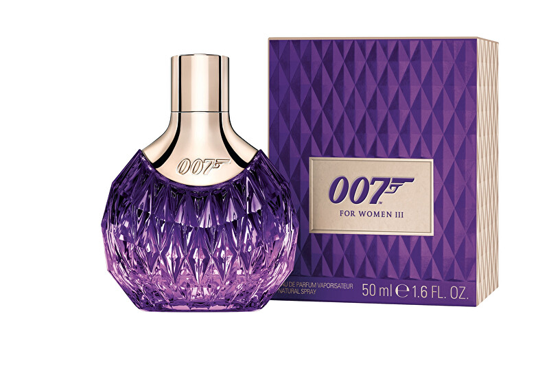 James Bond James Bond 007 For Women III - EDP 50 ml