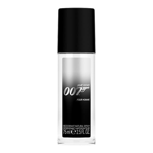 James Bond James Bond 007 Pour Homme - deodorant s rozprašovačem 75 ml