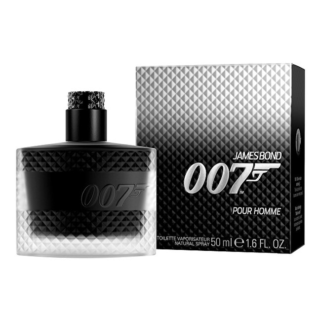 James Bond James Bond 007 Pour Homme  EDT 50 ml