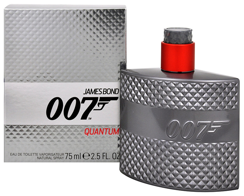 James Bond James Bond 007 Quantum - EDT 50 ml