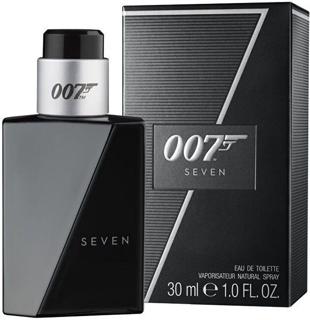 James Bond James Bond 007 Seven Intense  EDP 50 ml