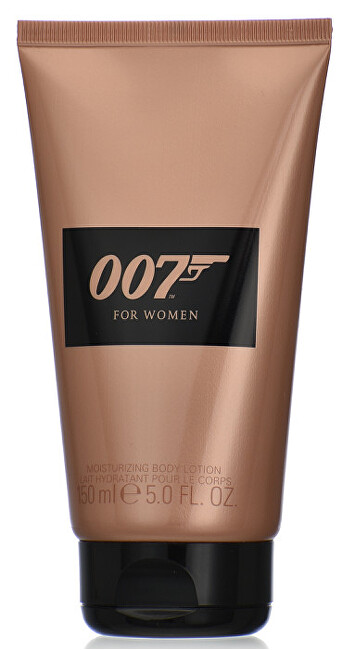 James Bond James Bond 007 Woman - tělové mléko 150 ml