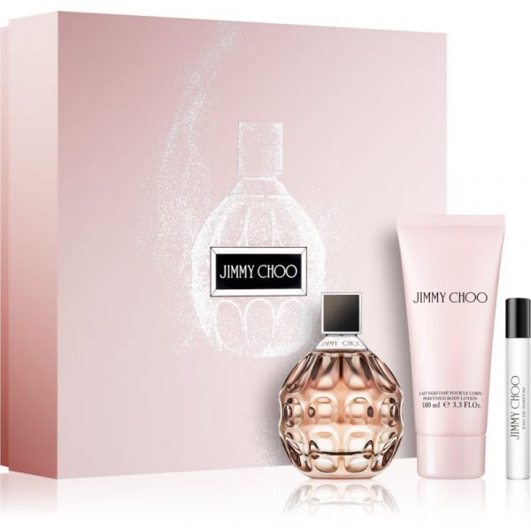 Jimmy Choo Jimmy Choo - EDP 100 ml + tělové mléko 100 ml + EDP 7,5 ml
