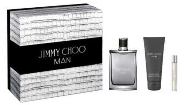 Jimmy Choo Man - EDT 100 ml   balzám po holení 100 ml   EDT 7,5 ml
