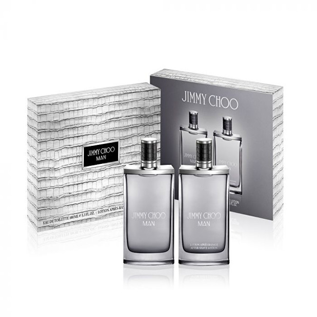 Jimmy Choo Man - EDT 100 ml + voda po holení 100 ml