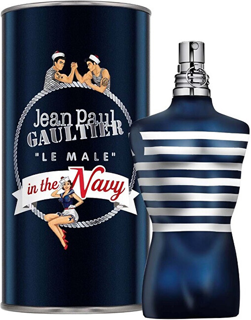 Jean P Gaultier Le Male In The Navy  EDT 125 ml