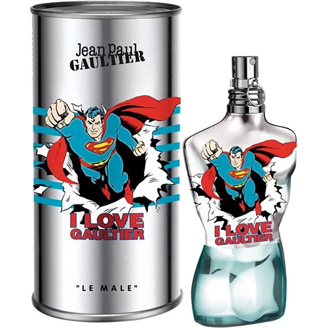 Jean P. Gaultier Le Male Superman Eau Fraiche - EDT 125 ml