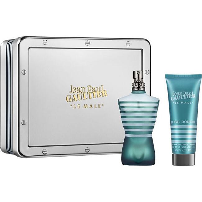 Jean P. Gaultier Le Male - EDT 75 ml + sprchový gel 75 ml
