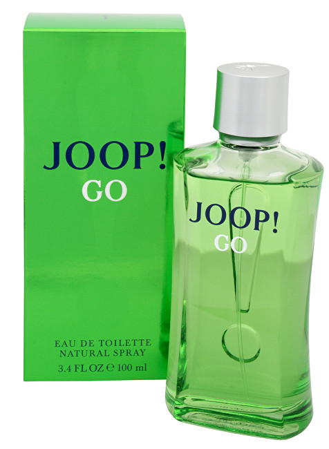 Fotografie Joop! Go - EDT 100 ml