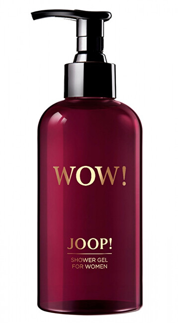 Joop! Wow! For Women - sprchový gel 250 ml