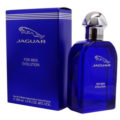 Jaguar For Men Evolution - EDT 100 ml
