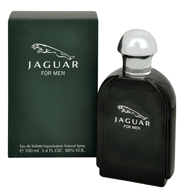 Fotografie JAGUAR FOR MEN EdT.spray 100ml
