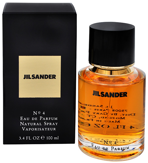 Jil Sander No 4 - EDP 50 ml