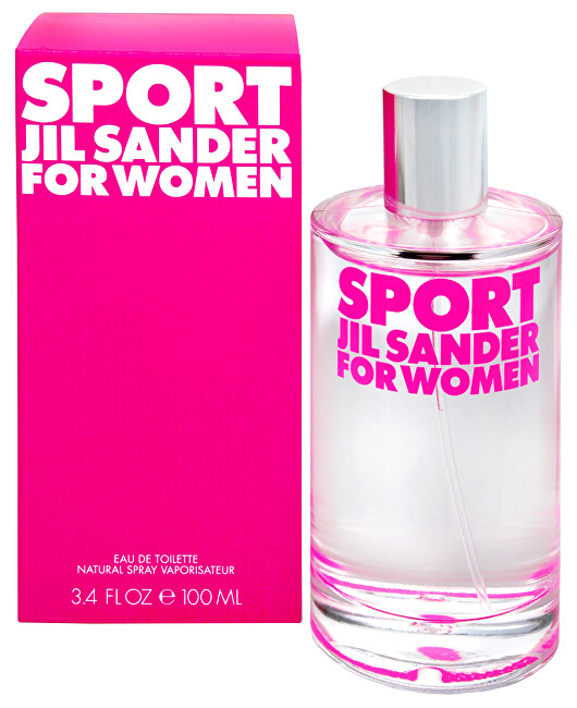 Jil Sander Sport For Women - EDT 100 ml