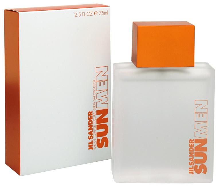 Jil Sander Sun Men - EDT 125 ml