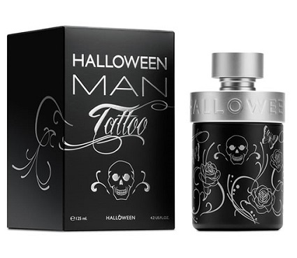 Jesus Del Pozo Halloween Tattoo Man - EDT 50 ml