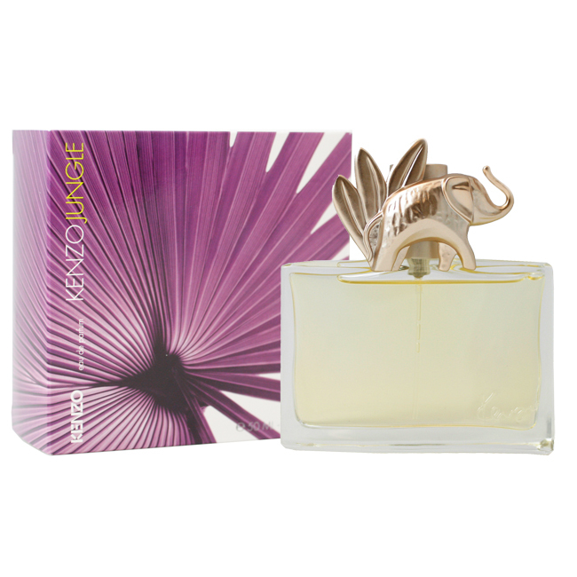 Kenzo Jungle L´Elephant parfumovaná voda dámska 100 ml