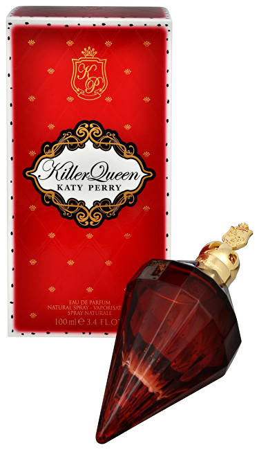 Katy Perry Killer Queen parfumovaná voda dámska 15 ml