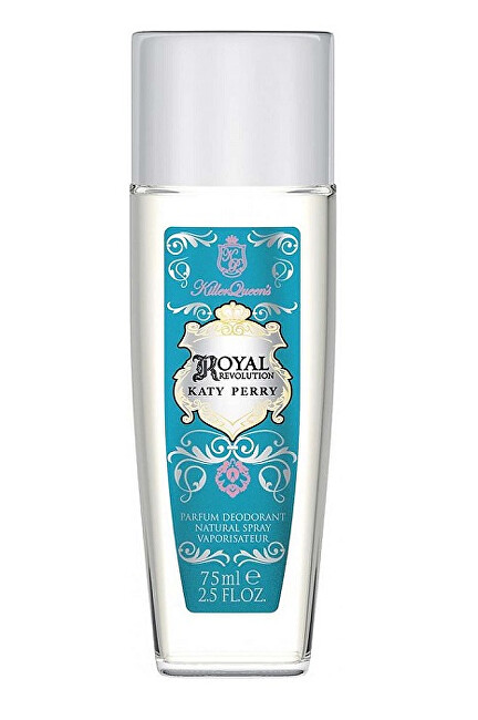 Katy Perry Royal Revolution - deodorant s rozprašovačem 75 ml