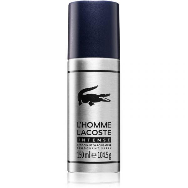 Lacoste L´Homme Lacoste Intense - deodorant ve spreji 150 ml