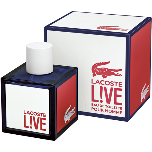 Lacoste LIVE - EDT 100 ml