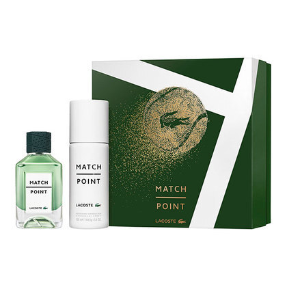 Lacoste Match Point - EDT 100 + deodorant ve spreji 150 ml