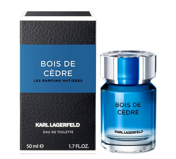 Karl Lagerfeld Bois De Cédre - EDT 50 ml