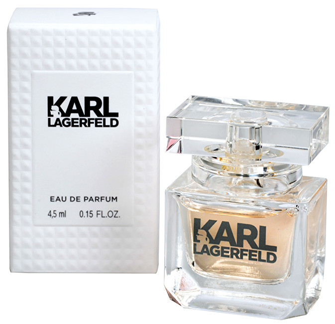 Karl Lagerfeld Karl Lagerfeld For Her - miniatúra EDP 4,5 ml