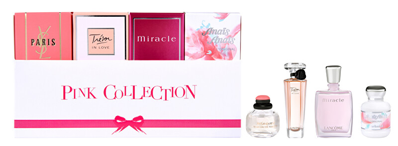 Lancome Kolekce miniatur - EDT 7,5 ml   EDP 2 x 5 ml   EDT 6 ml