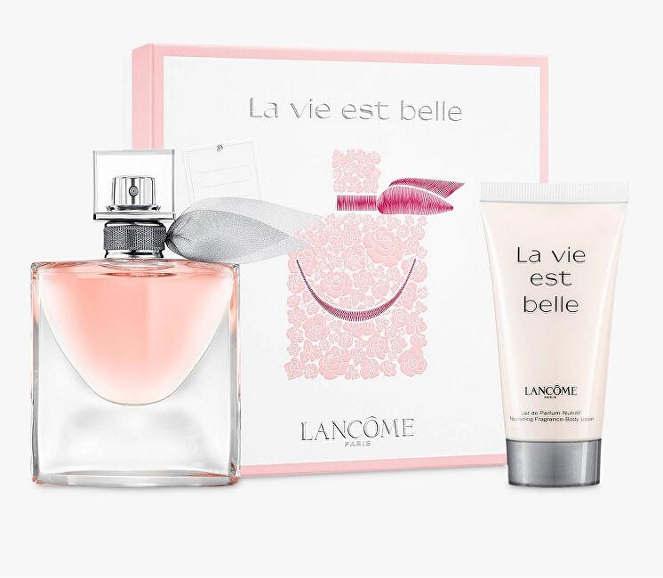 Lancome La Vie Est Belle - EDP 30 ml + tělové mléko 50 ml