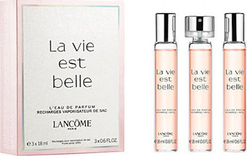 Lancome La Vie Est Belle - EDP - plniteľná (3 x 18 ml)