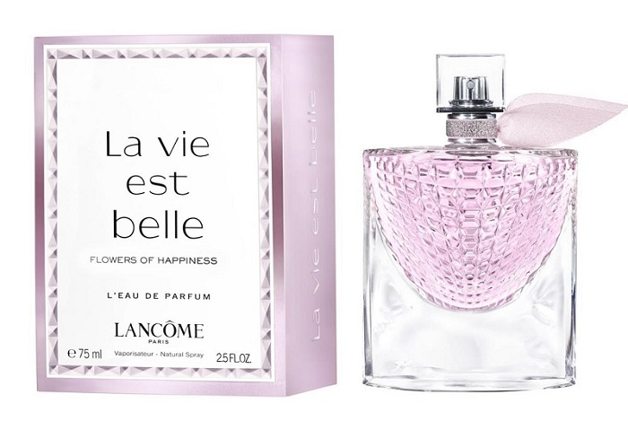 Lancome La Vie Est Belle Flowers Of Happiness - EDP - ZĽAVA - poškodený celofán 75 ml