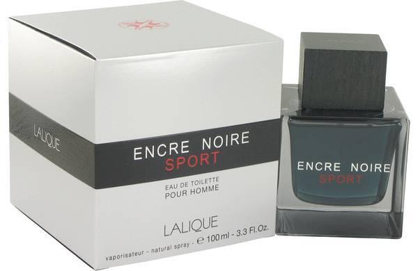 Lalique Encre Noire Sport toaletná voda pánska 50 ml