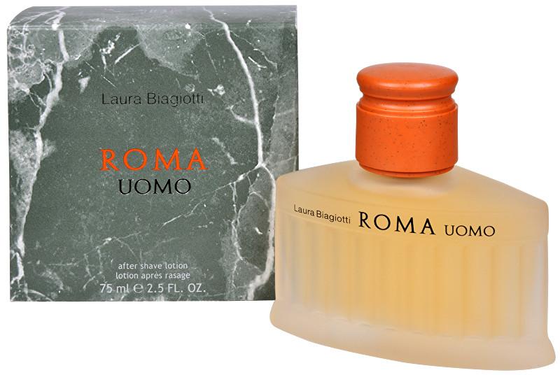 Laura Biagiotti Roma Uomo - voda po holení 75 ml