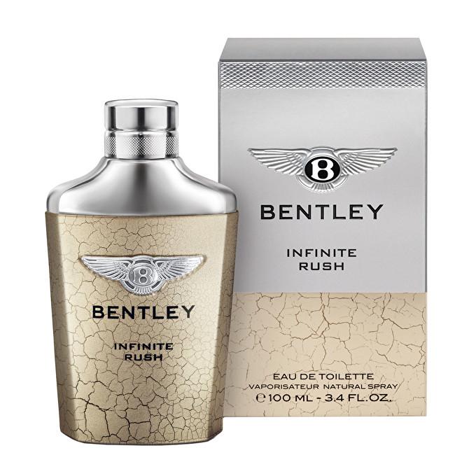 BENTLEY Infinite Rush toaletná voda pánska 100 ml