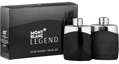 Mont Blanc Legend - EDT 100 ml + voda po holení 100 ml