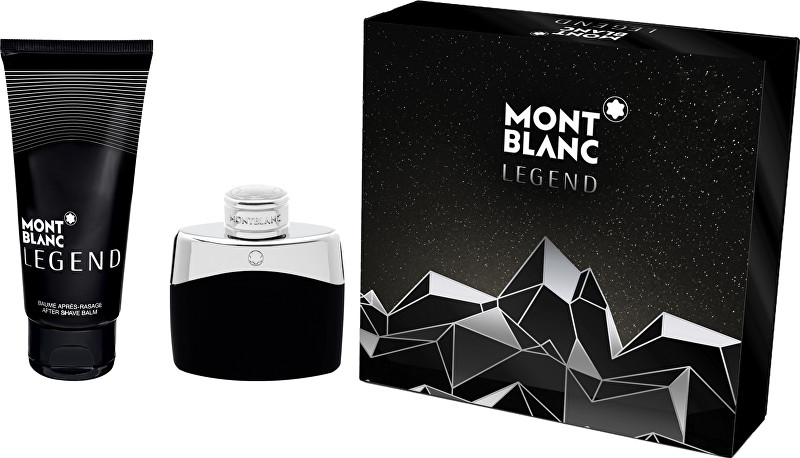 Mont Blanc Legend  EDT 50 ml  sprchový gel 100 ml