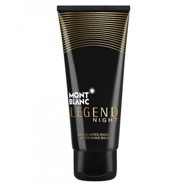 Mont Blanc Legend Night - balzám po holení 100 ml