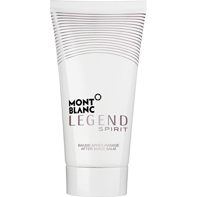 Montblanc Legend Spirit - balzám po holení 150 ml