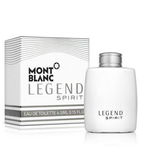 Mont blanc Legend Spirit toaletná voda pánska 4,5 ml miniatúra