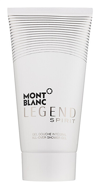 Montblanc Legend Spirit sprchový gel 150 ml