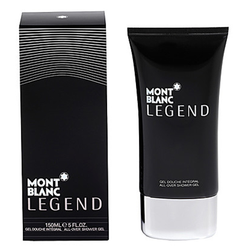 Mont Blanc Legend - sprchový gel 100 ml