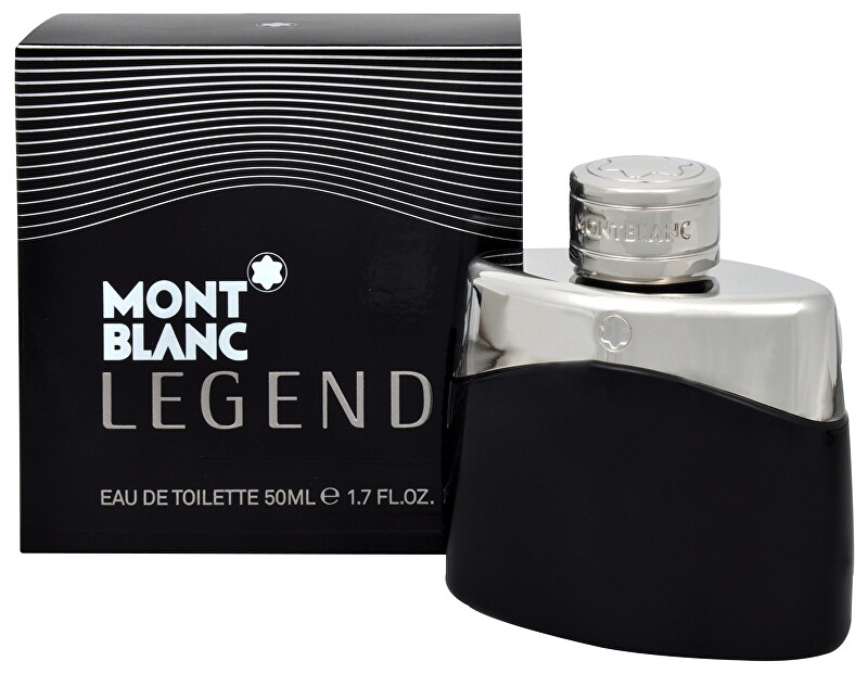 Mont Blanc Legend - EDT 50 ml