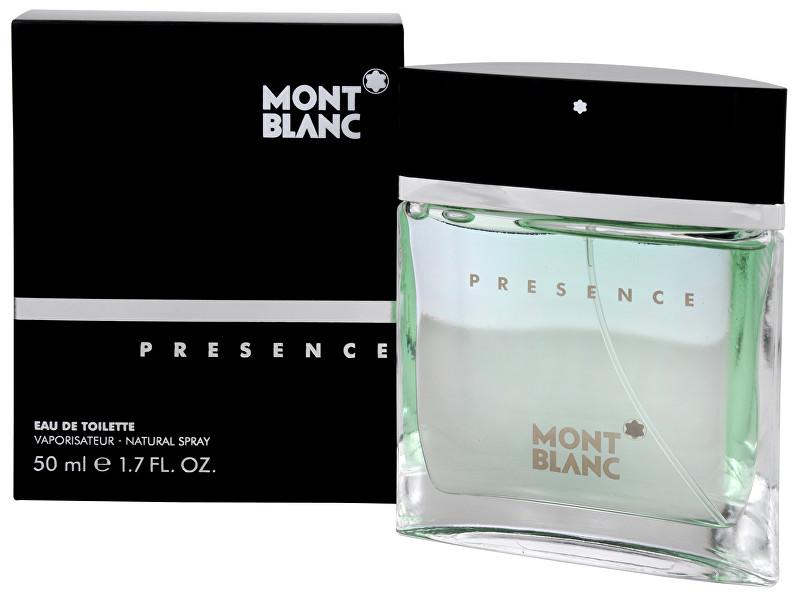 Mont Blanc Presence d'une Femme toaletná voda dámska 75 ml